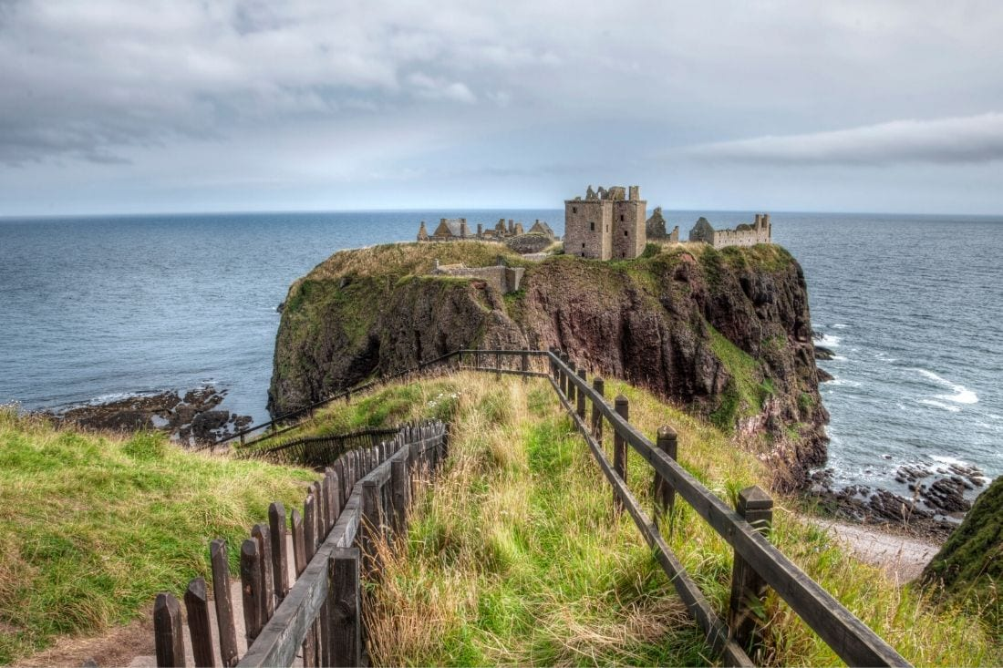 Dunnottar Castle, Aberdeen