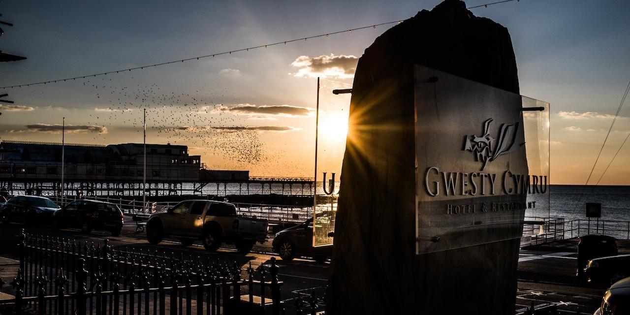 Gwesty Cymru Hotel & Restaurant, Wales