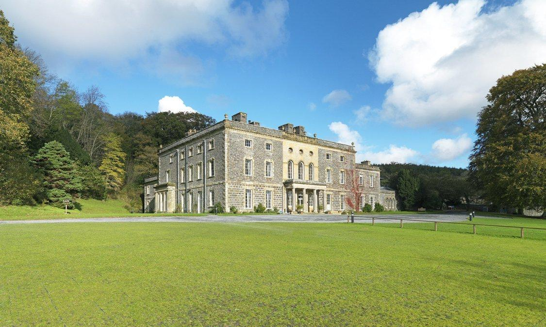 Nanteos Mansion Country House Hotel, Aberystwyth