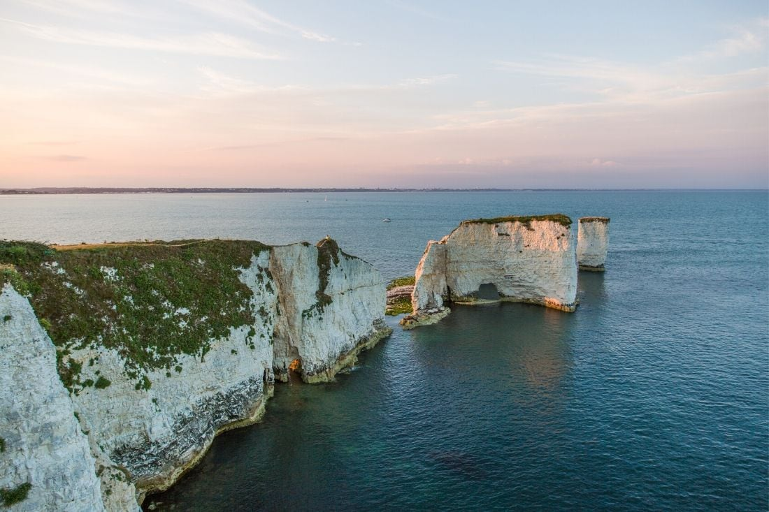 Old Harry Rocks, Dorset