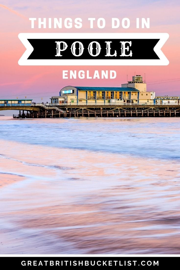 Things to do in Poole, England