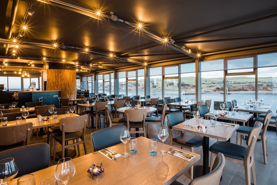 The Silver Darling Restaurant, Aberdeen