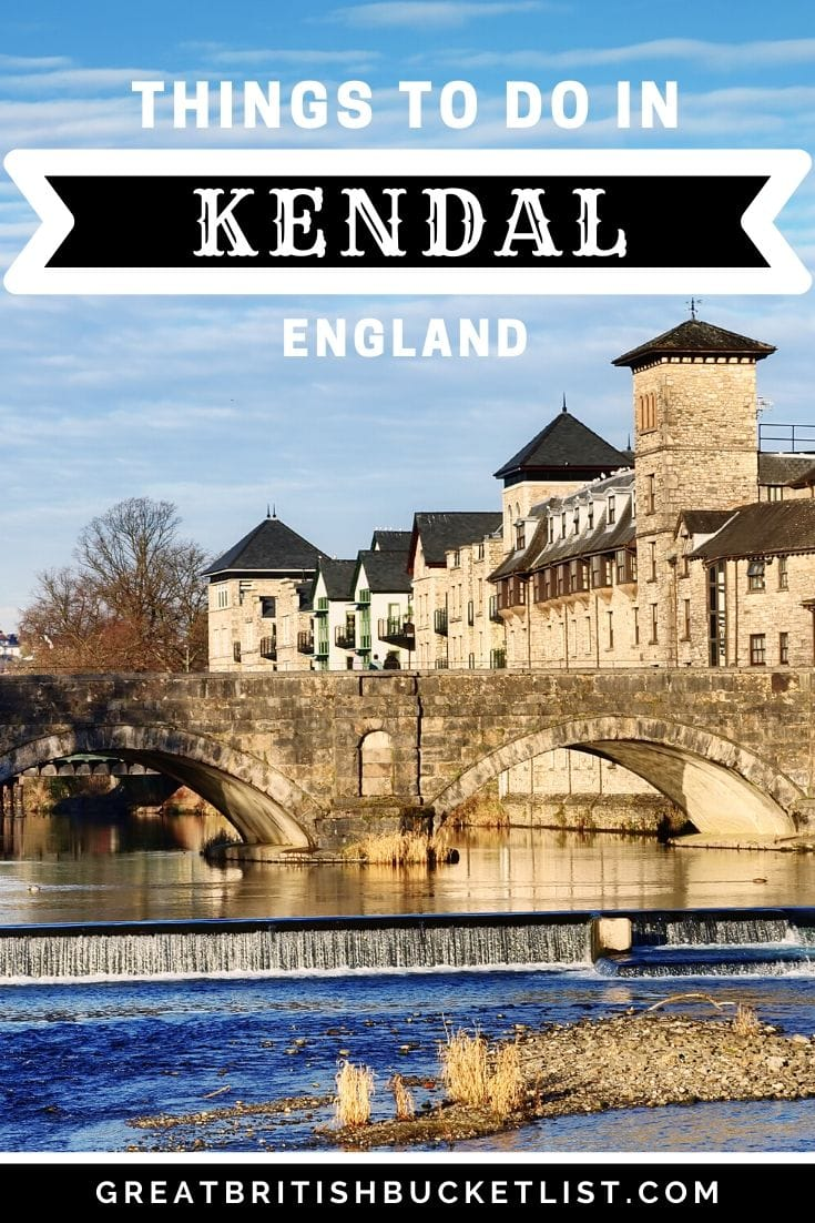 Best things to do in Kendal, England