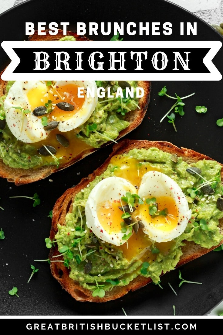 Best Brunches In Brighton, England