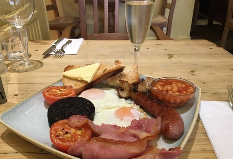 Brunch at The Clifton Sausage, Bristol