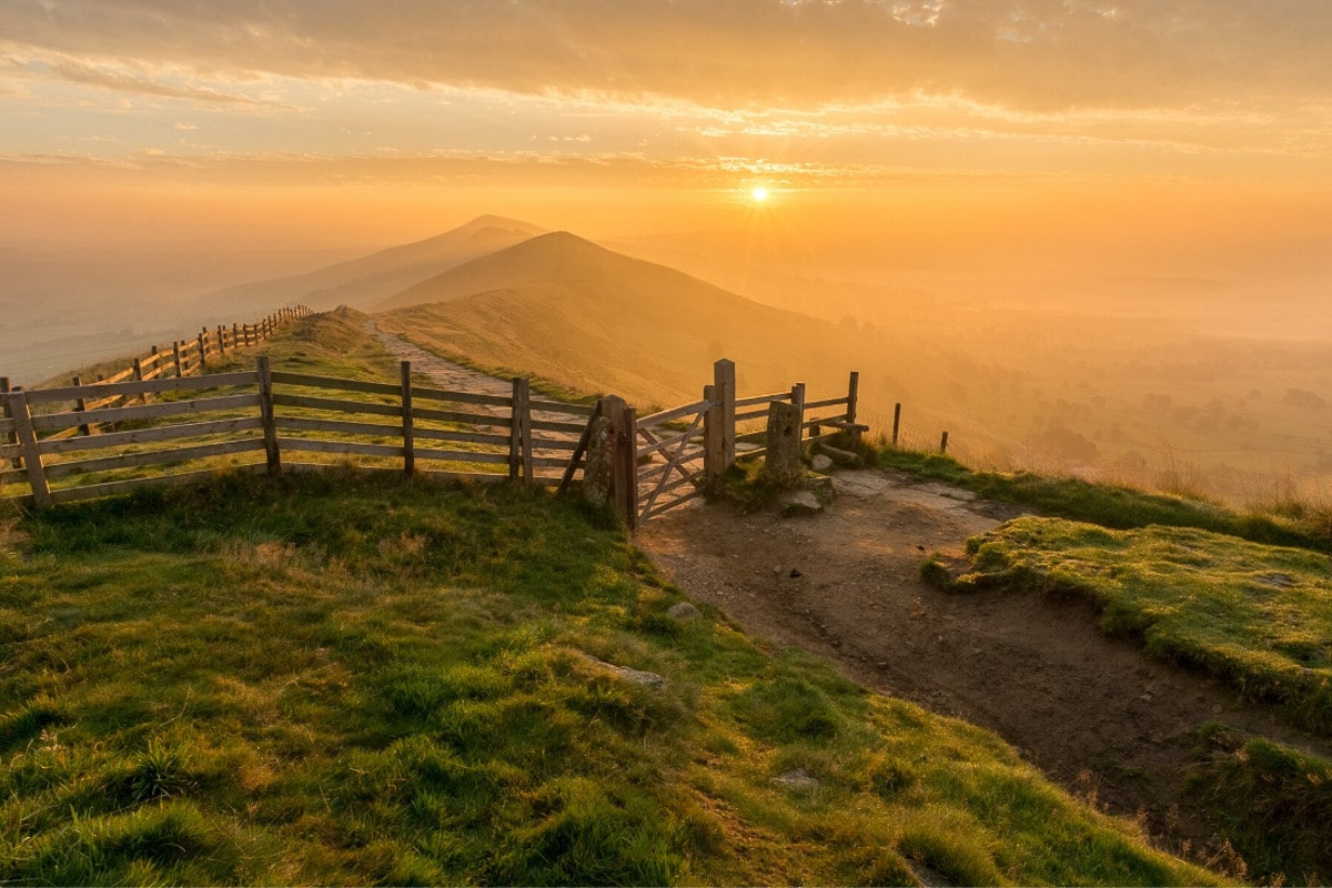 Mam Tor, Peak District