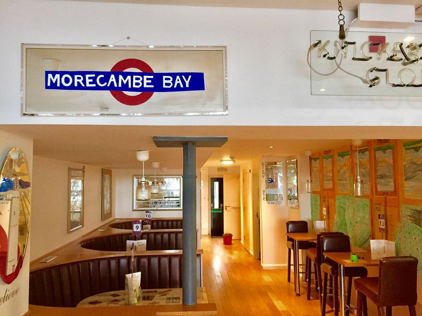 The Lighthouse Cafe, Morecambe