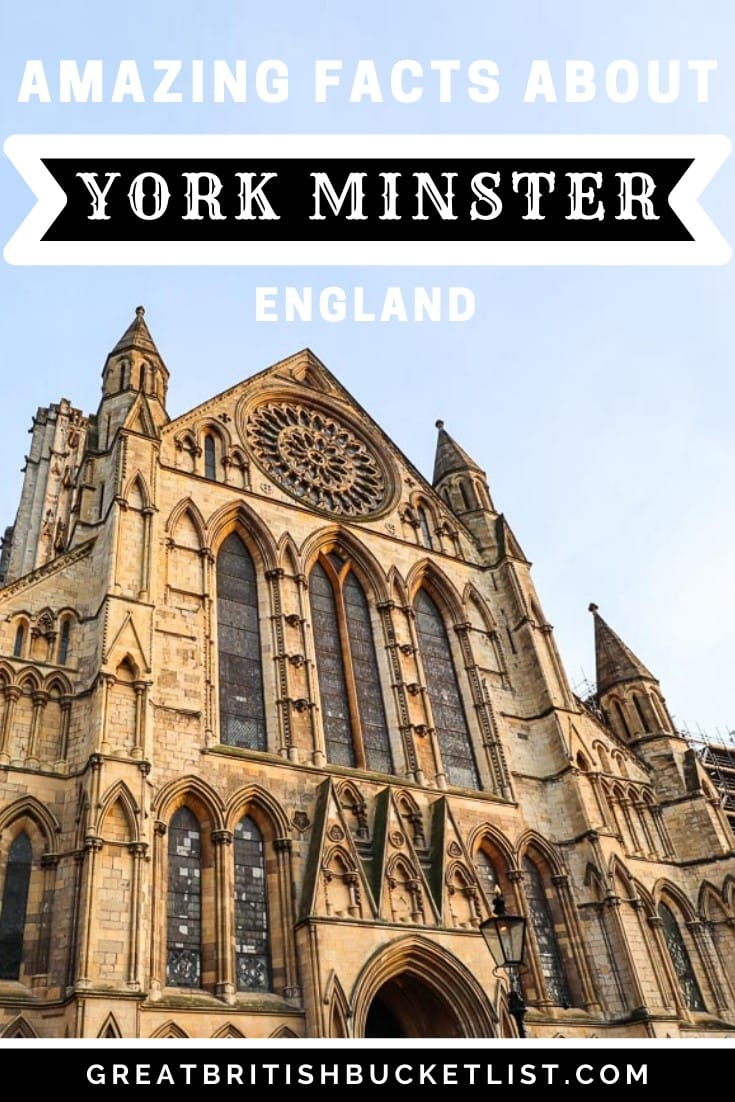 York Minster Facts
