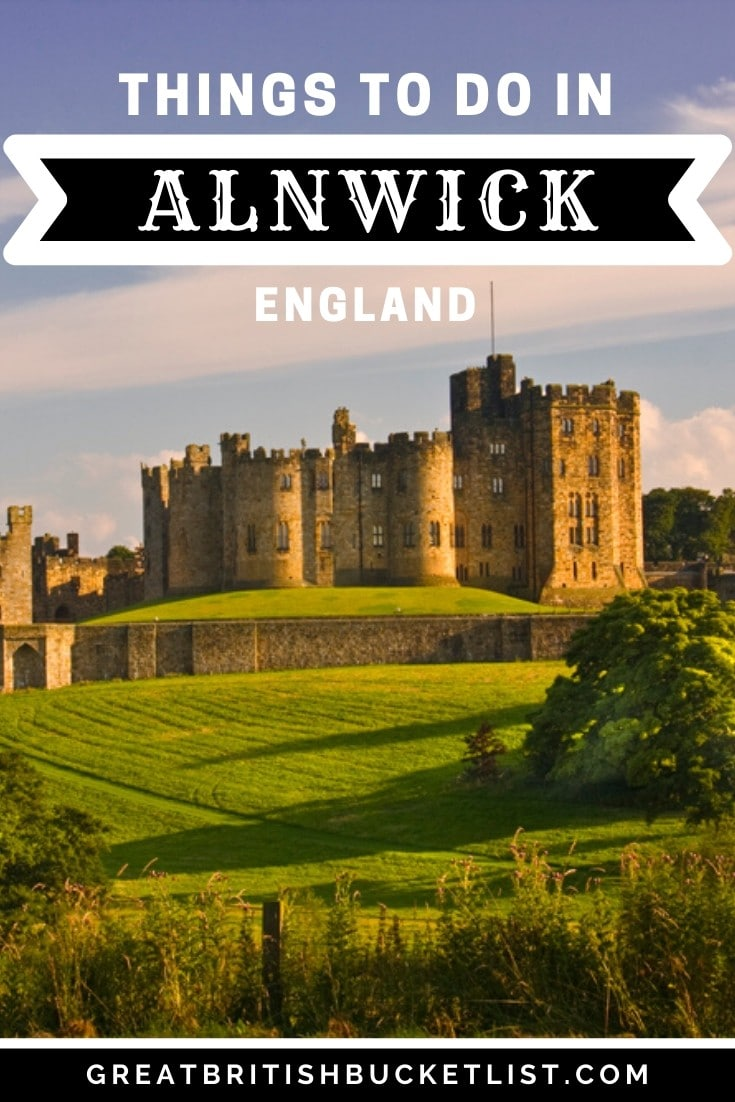 The Best Things to do in Alnwick, England