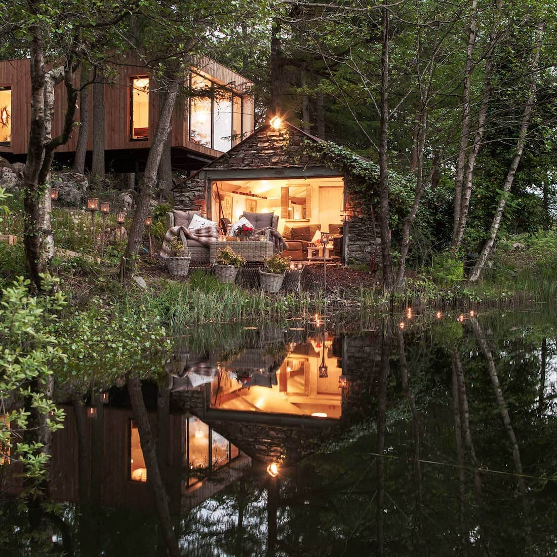Gilpin Lake House