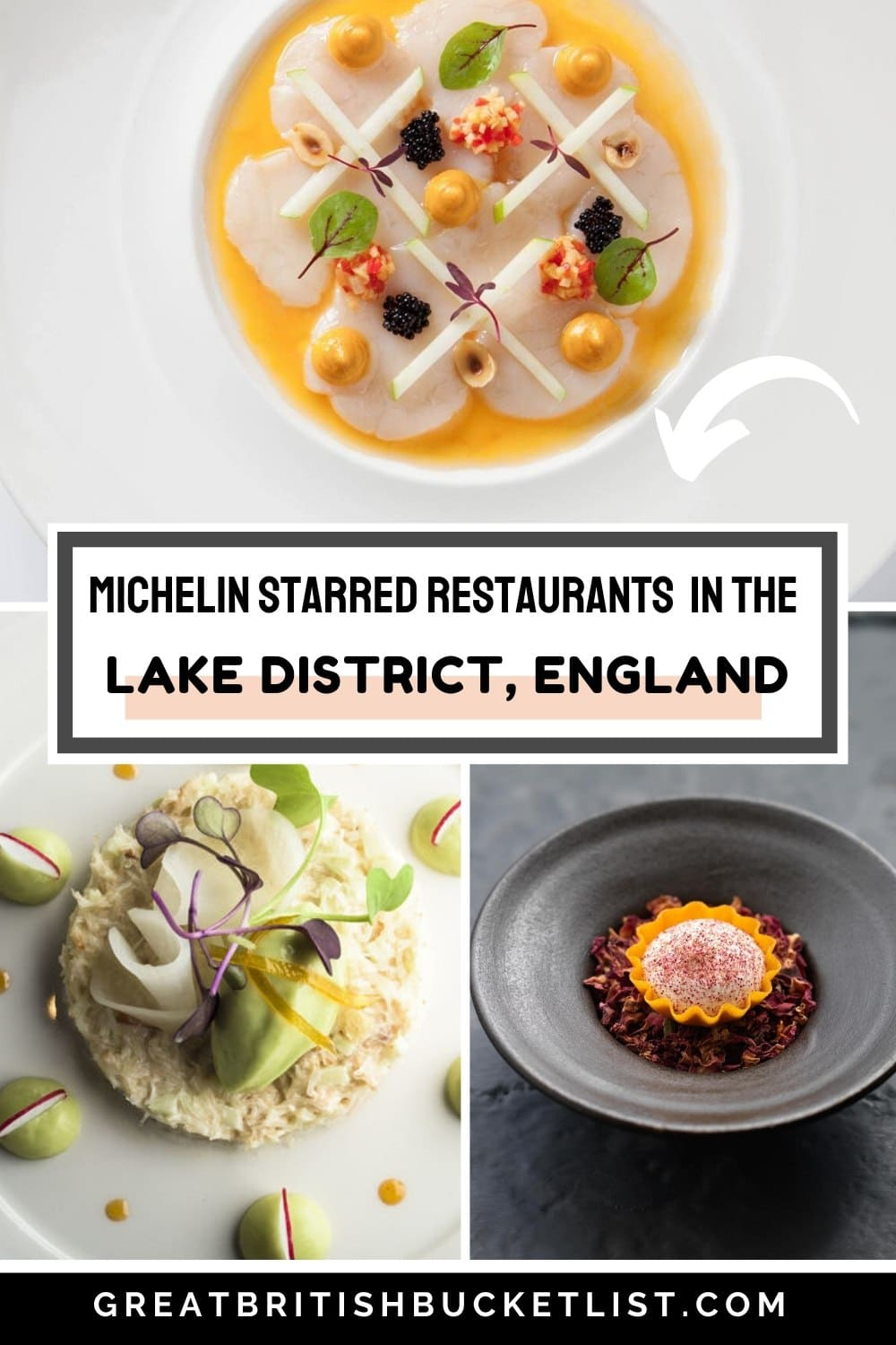 Michelin Starred restaurants in the Lake District