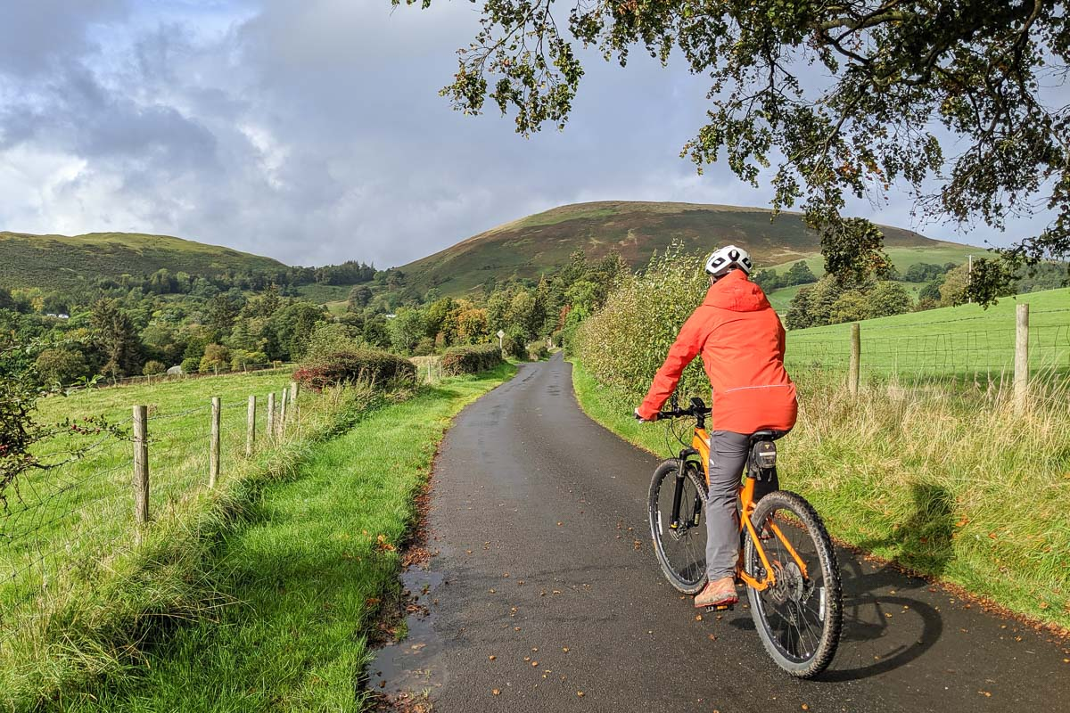 E-biking in the Lake District