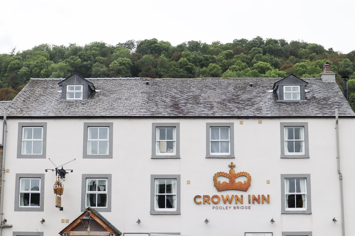 Crown Inn, Pooley Bridge