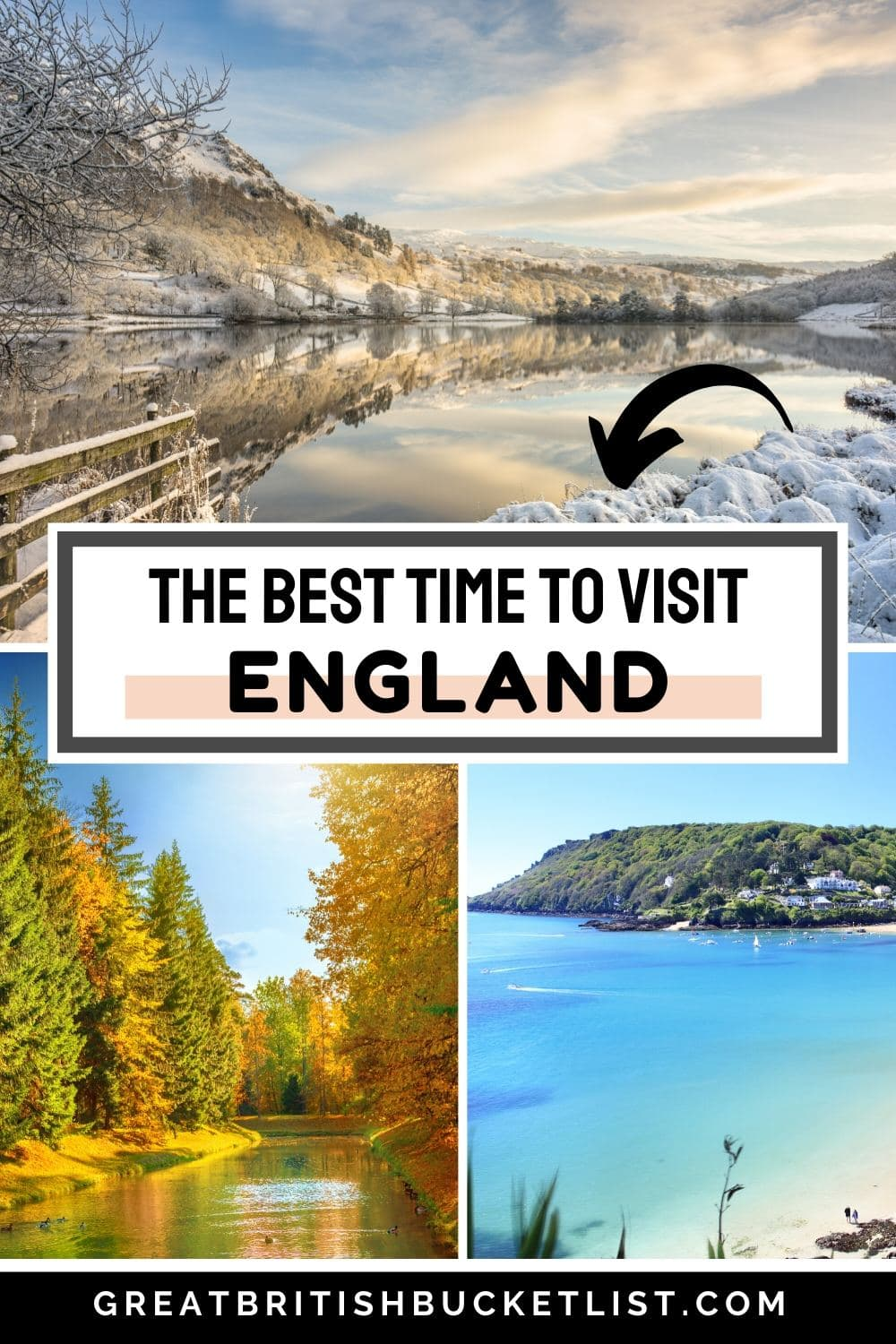 The Best Time To Visit England