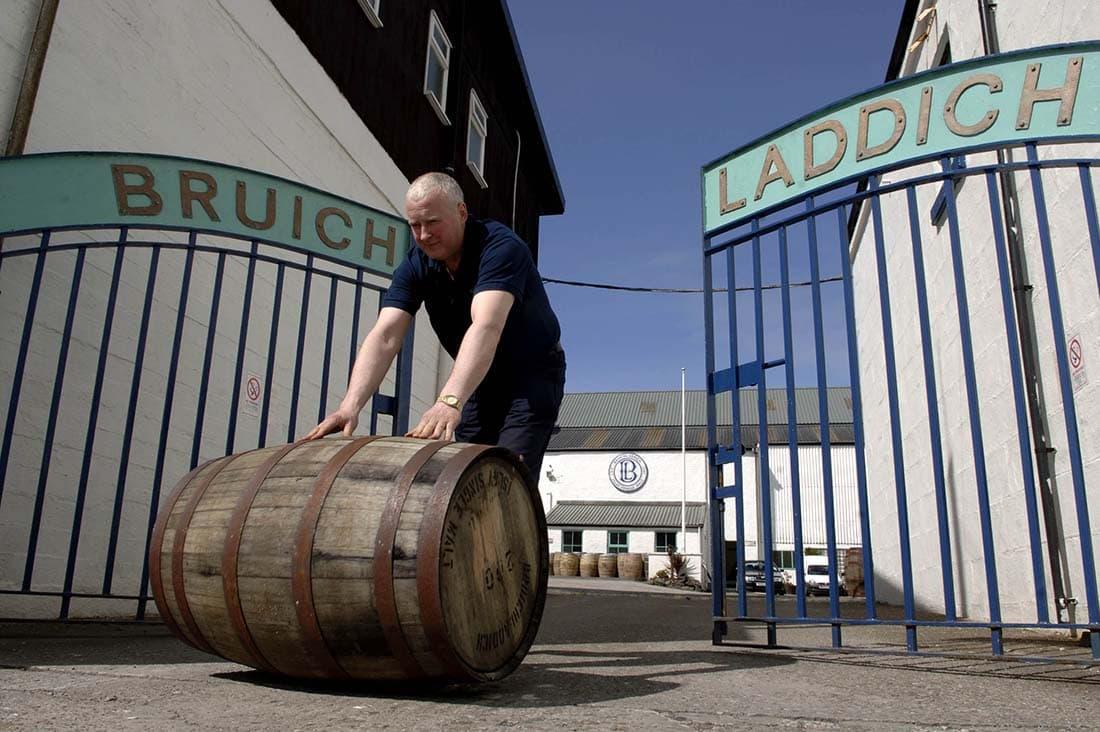 gin distillery scotland
