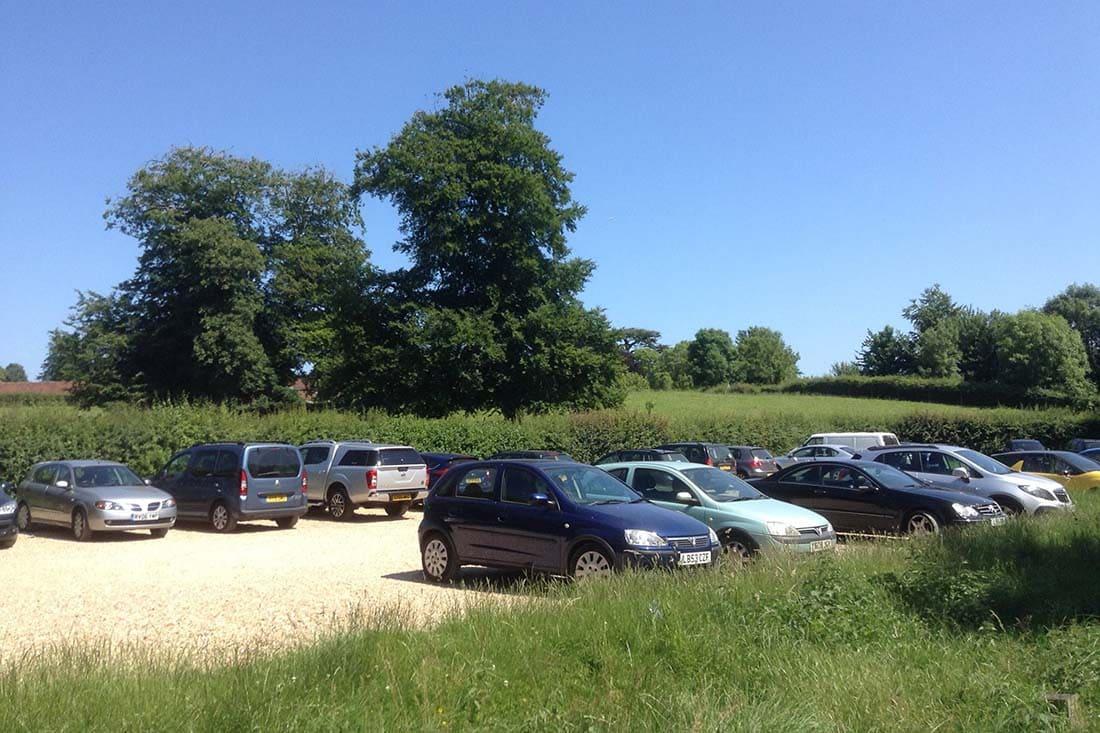 kingley vale car park
