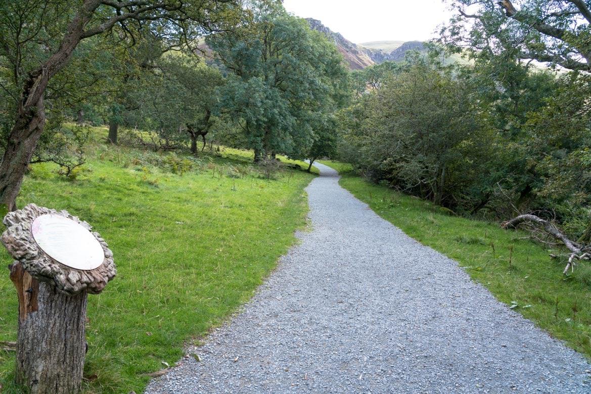 north wales path