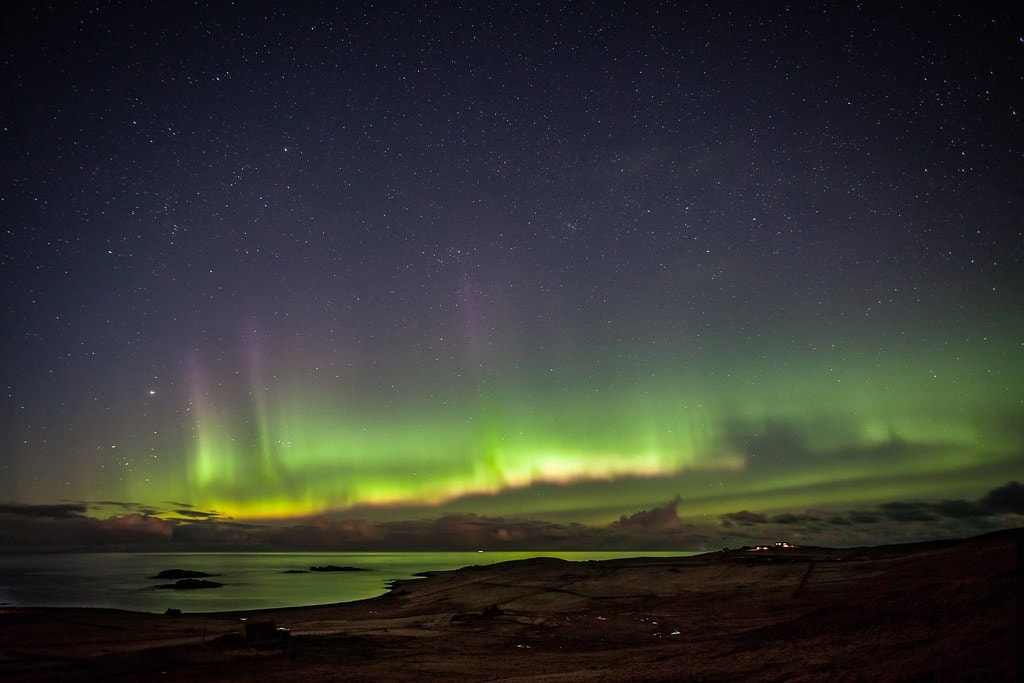 nothern lights scotland