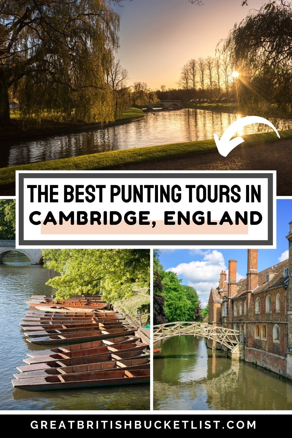 The Best Punting Tours in Cambridge, England