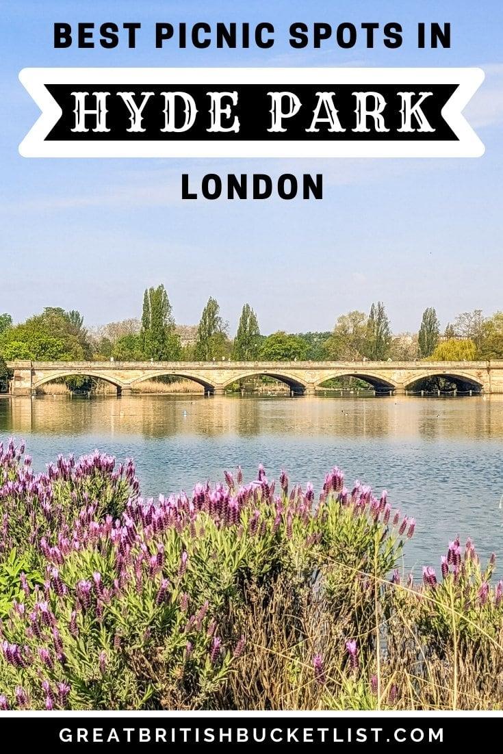 Best Hyde Park Picnic Spots