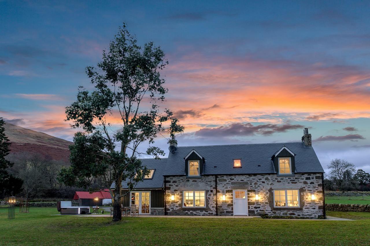 Dalveich Cottage, Lochearnhead