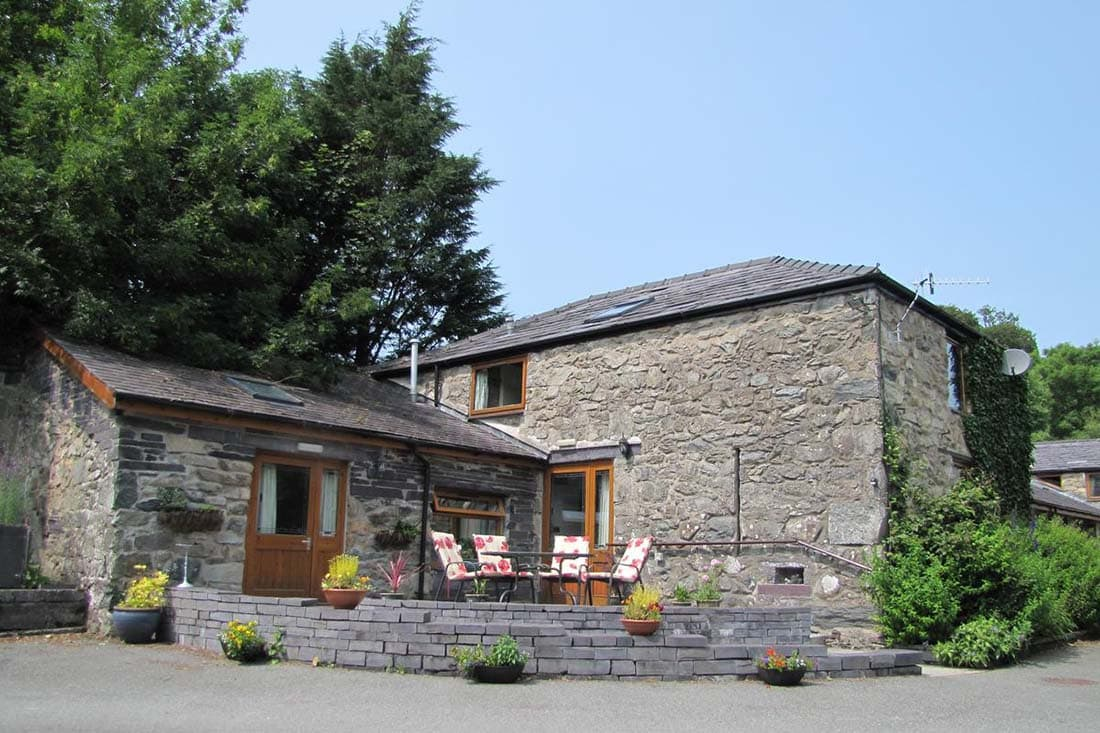 Hafan Country Cottage, Coed y parc, Bethesda