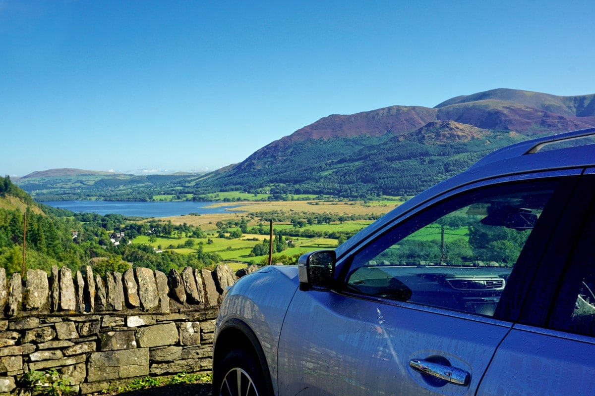 Road trip through the Lake District