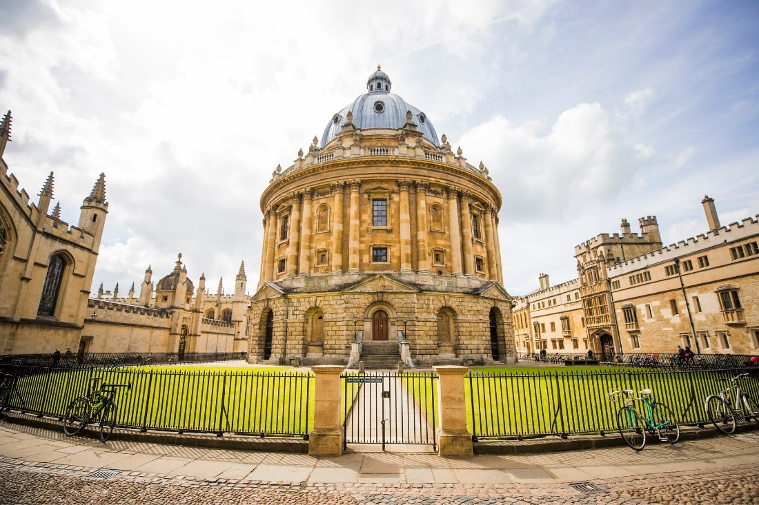 Add Oxford to your Great British Bucket List