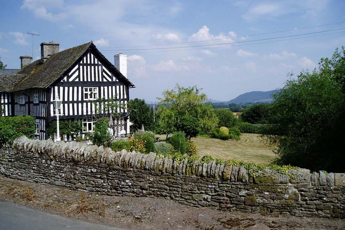 Rhydspence, Herefordshire