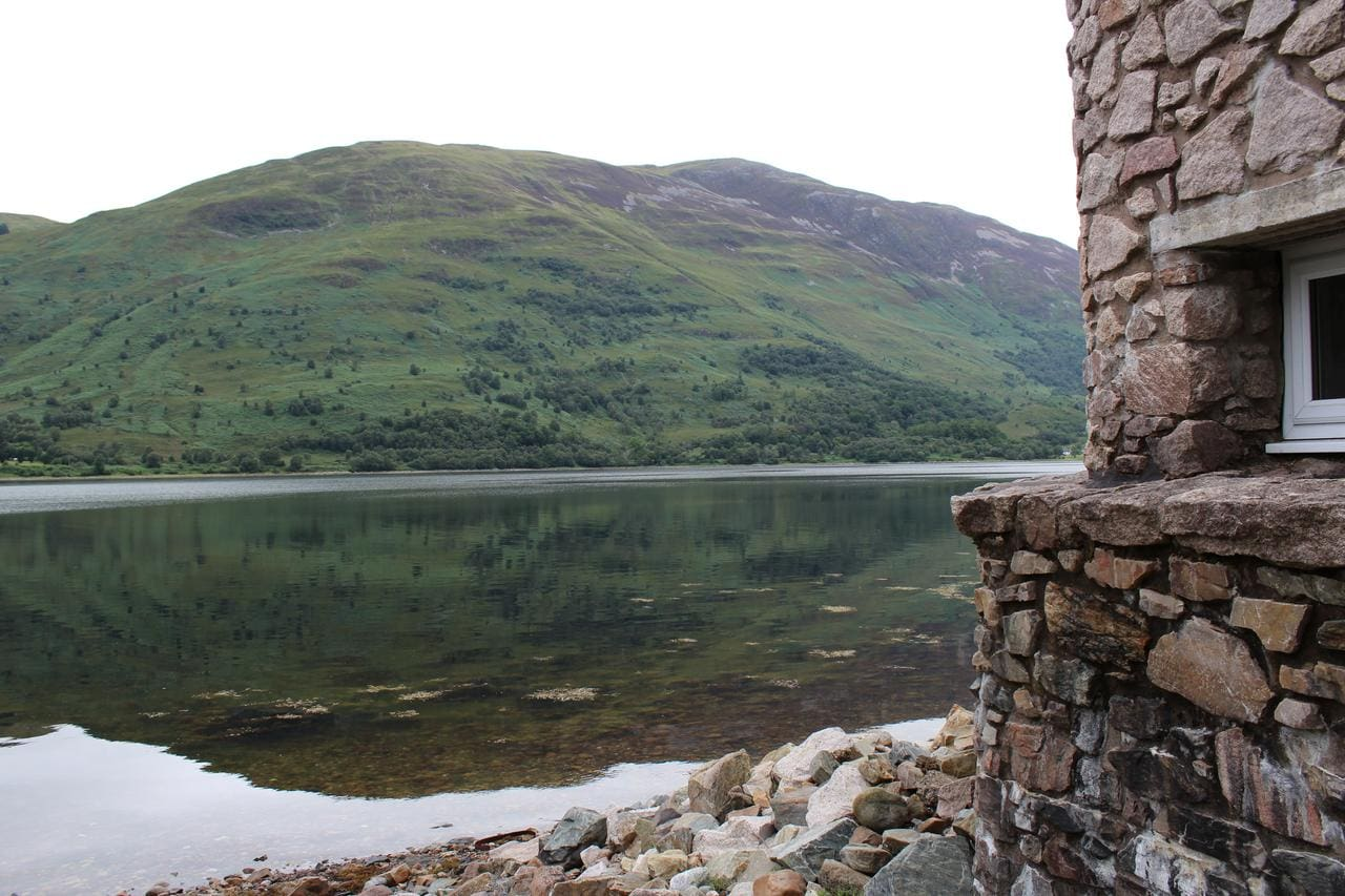 The Boathouse, Glencoe