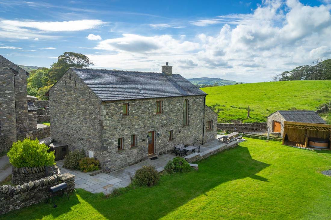 remote cottages to rent lake district