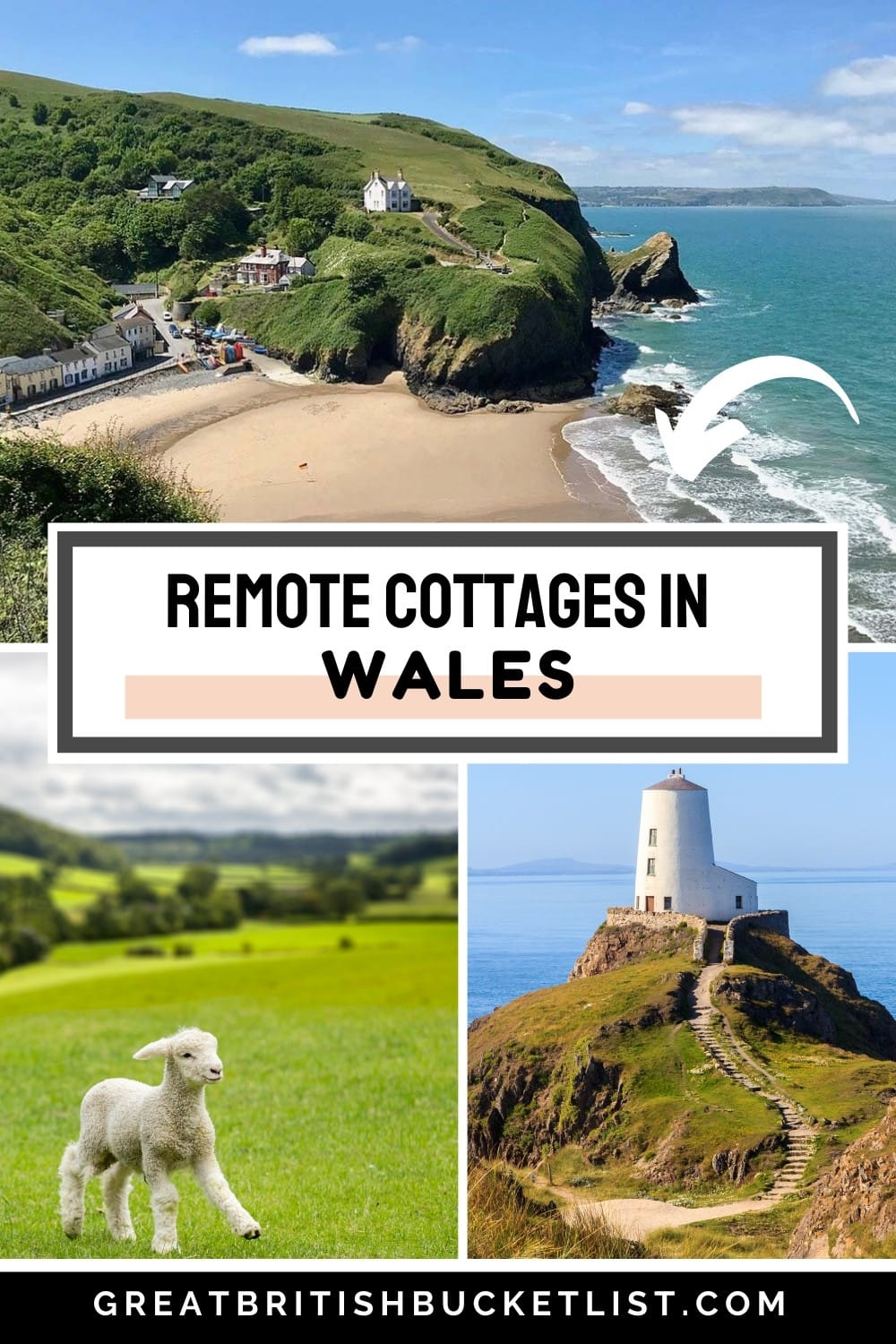 8 Stunning Remote Cottages in Wales