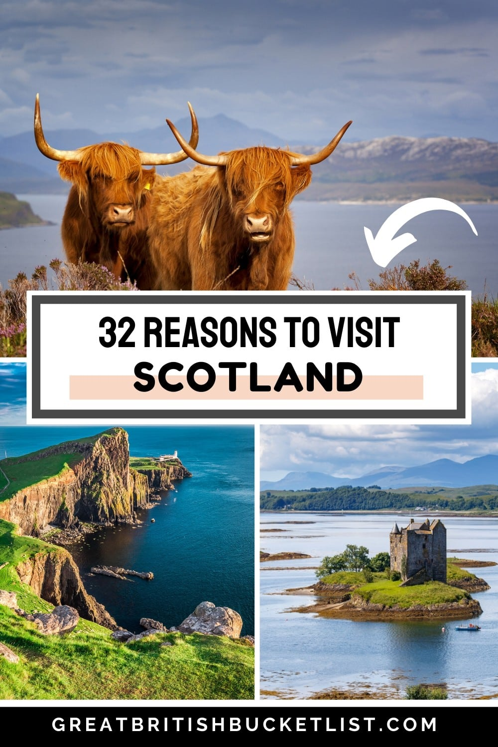 32 Reasons To Visit Scotland Right Now