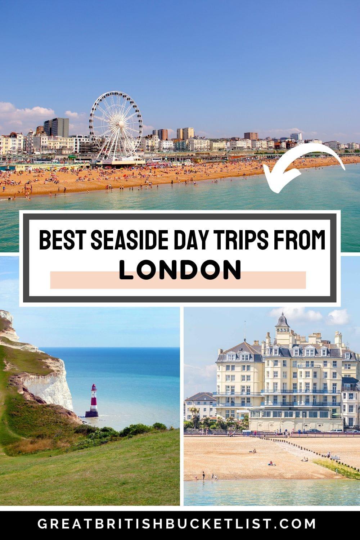 Best Seaside Day Trips From London