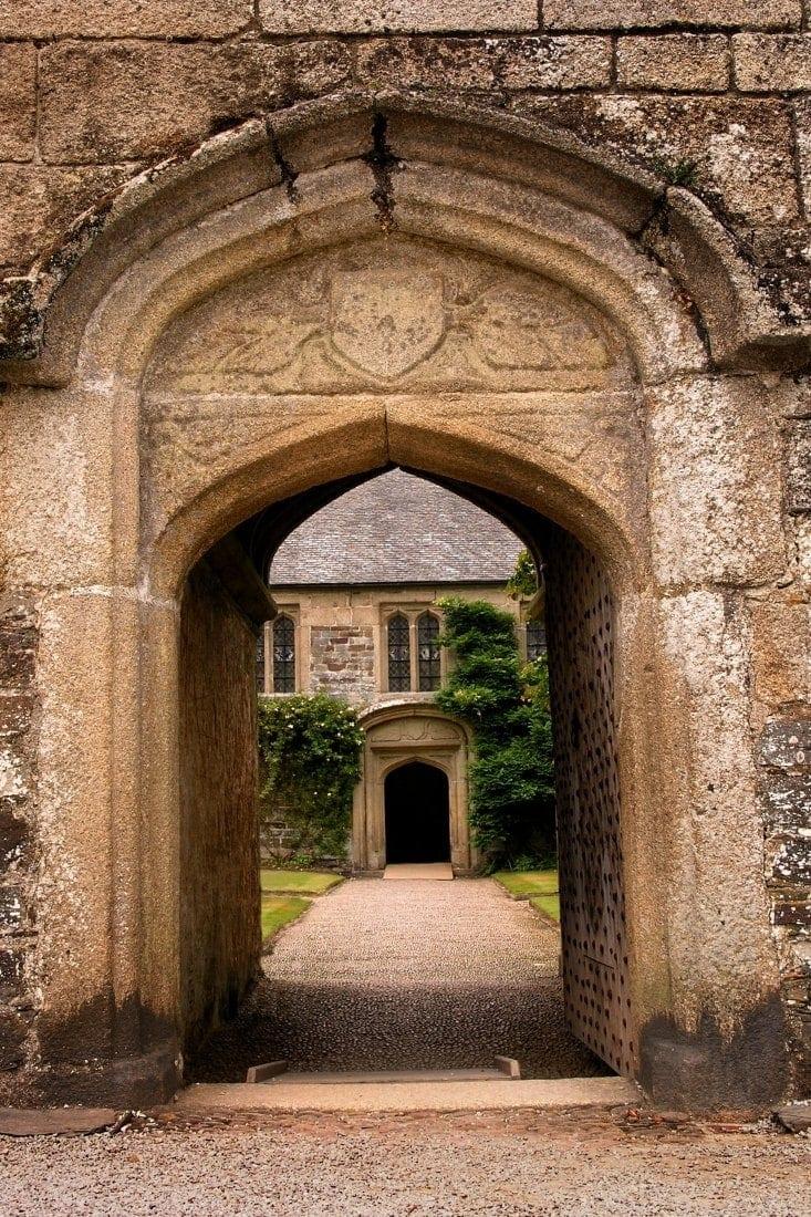 Cotehele House And Gardens, Cornwall