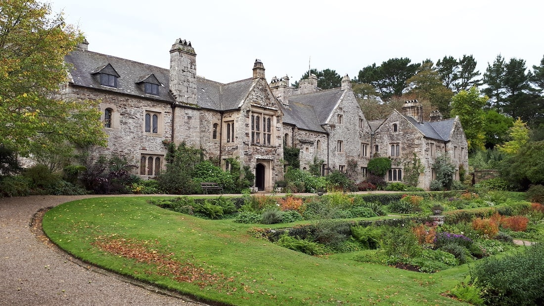 Cotehele Manor And Gardens, Cornwall