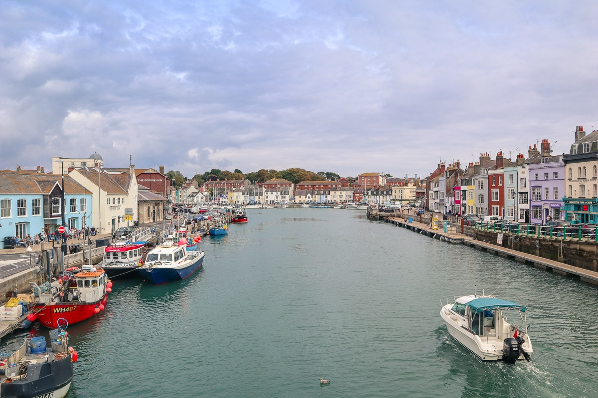 Weymouth - a great seaside day trip from London