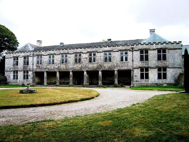 Godolphin House and Estate, Cornwall