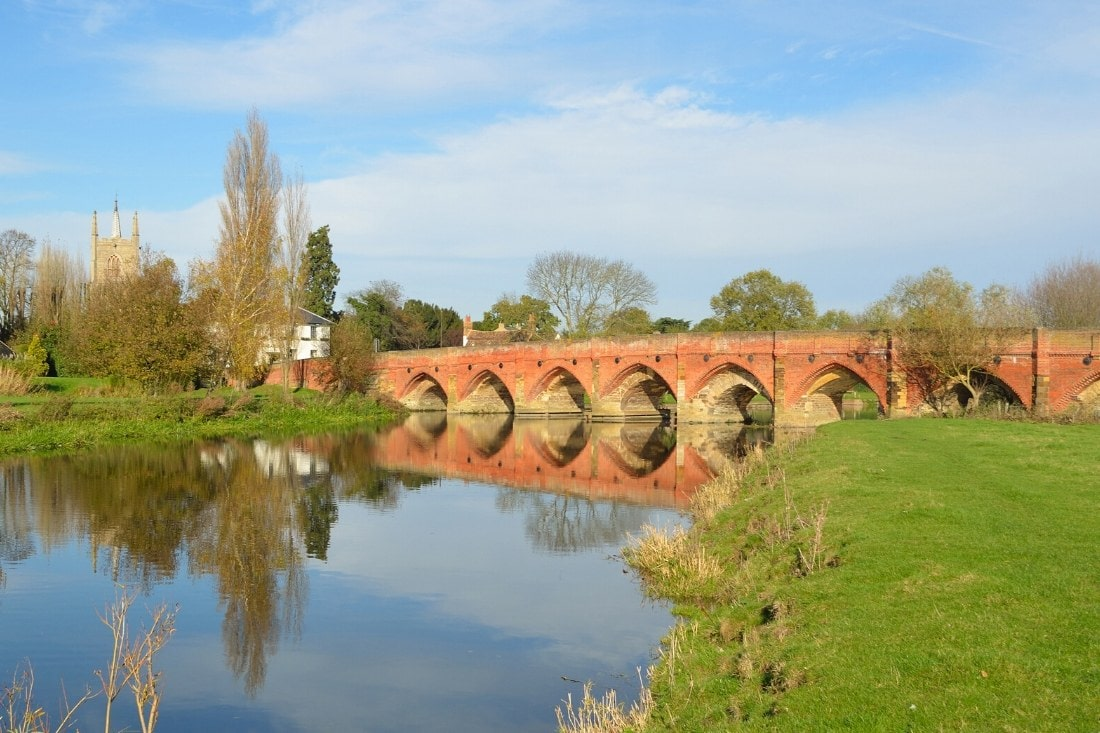 The best things to do in Bedfordshire include exploring beautiful spots like this one