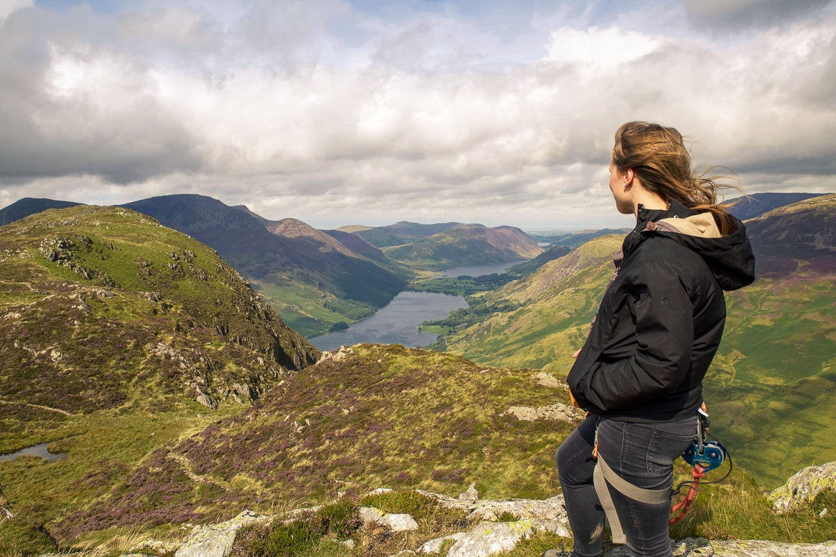 Views from Honister