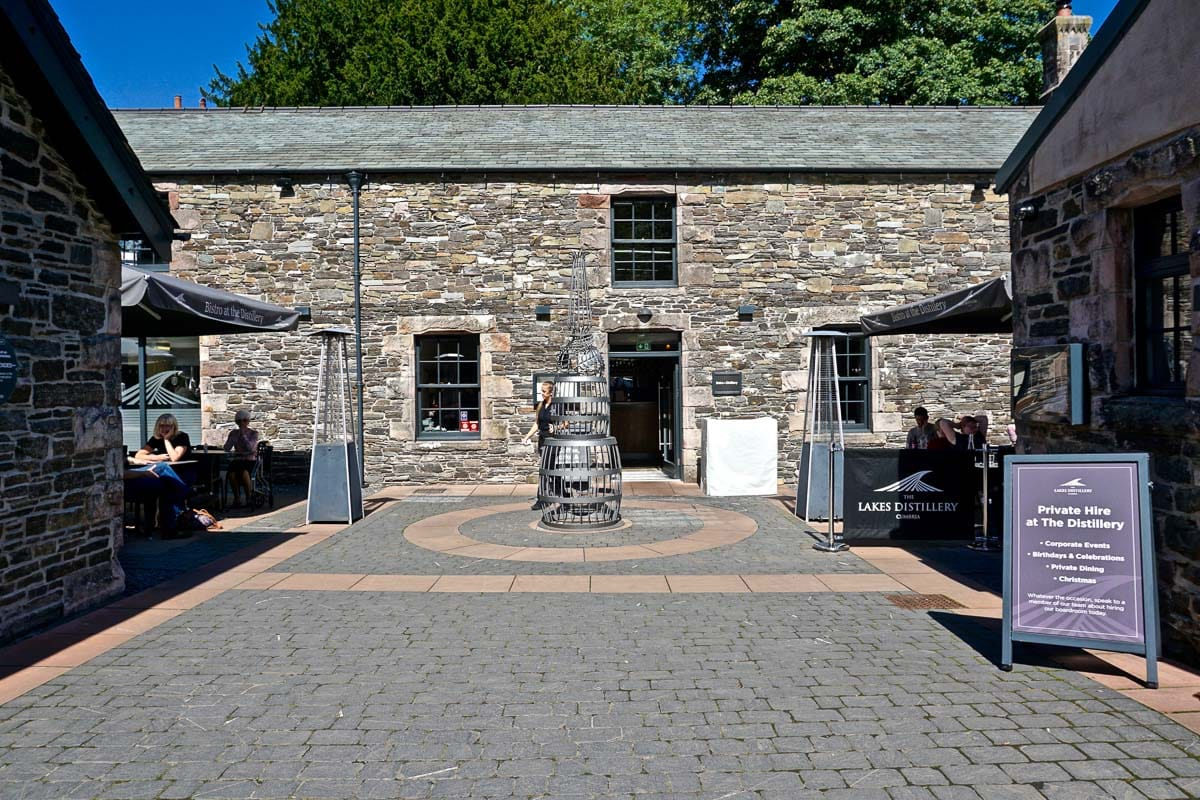 The Lakes Distillery, Lake District