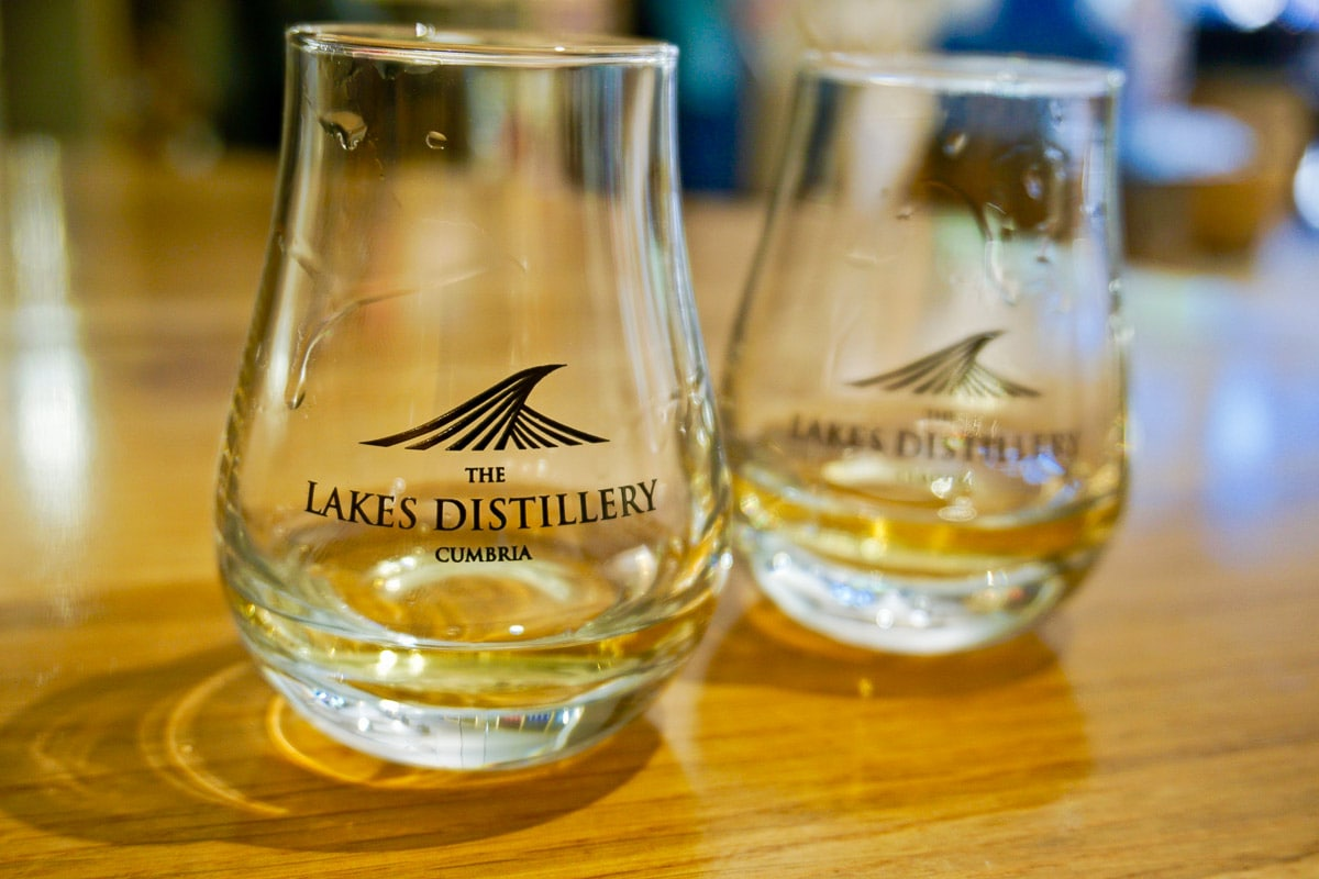 Lakes Distillery tour
