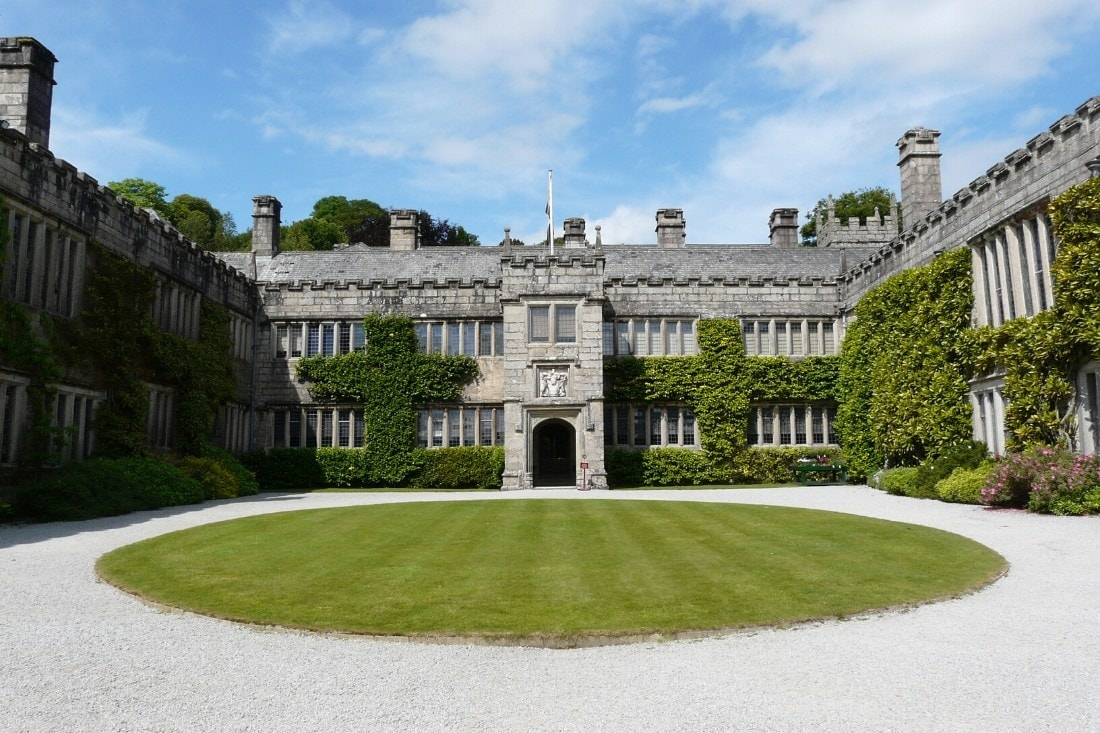 Lanhydrock House and Garden, Cornwall