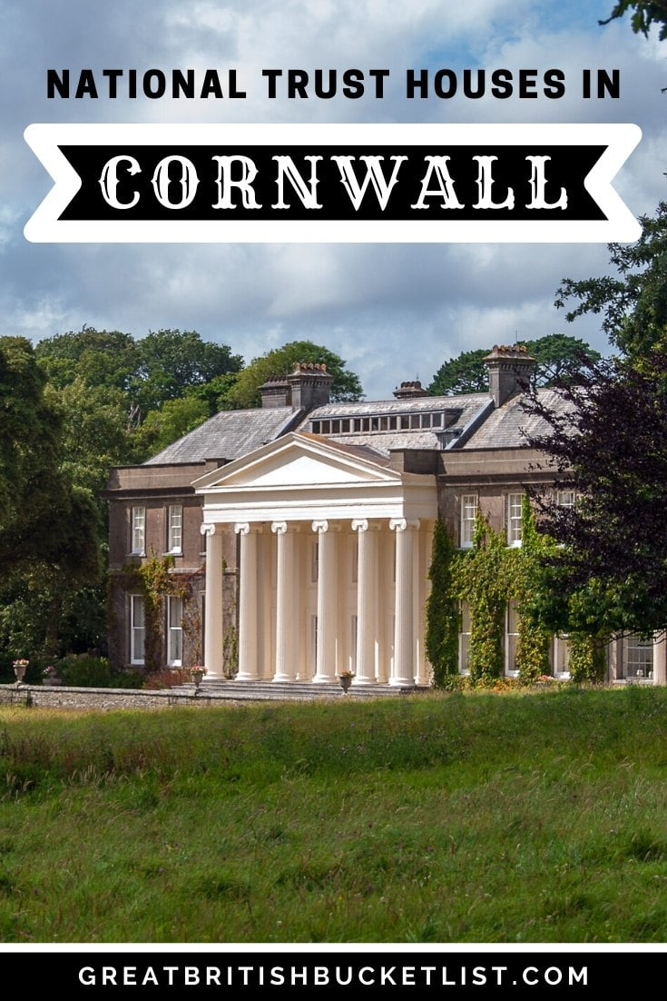 Best National Trust houses in Cornwall