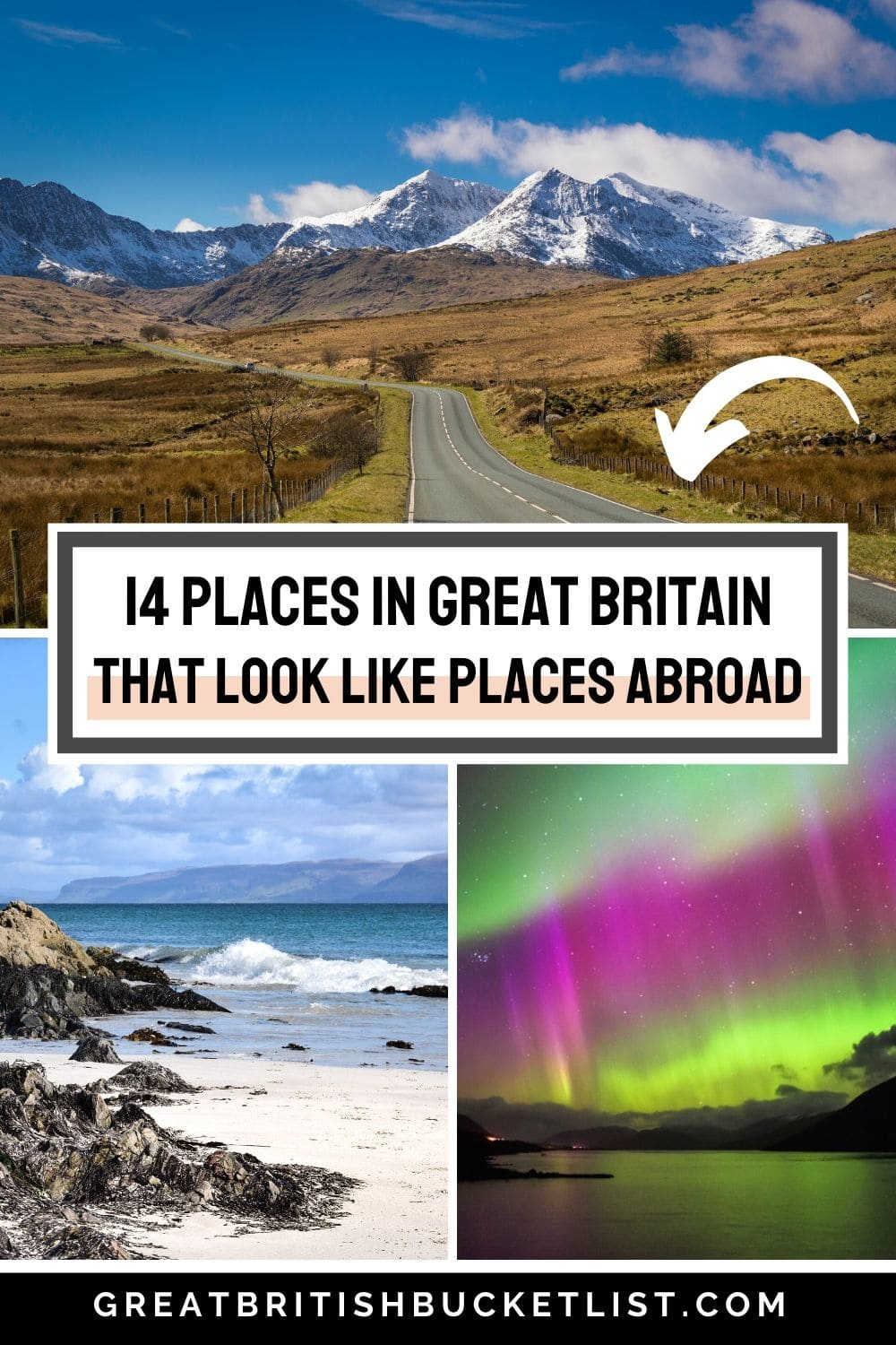 Places To Visit In Great Britain That Will Make You Feel Like You're Abroad