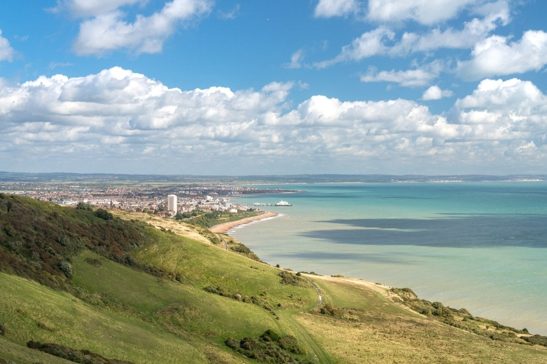 Eastbourne is one of our favourite seaside day trips from London