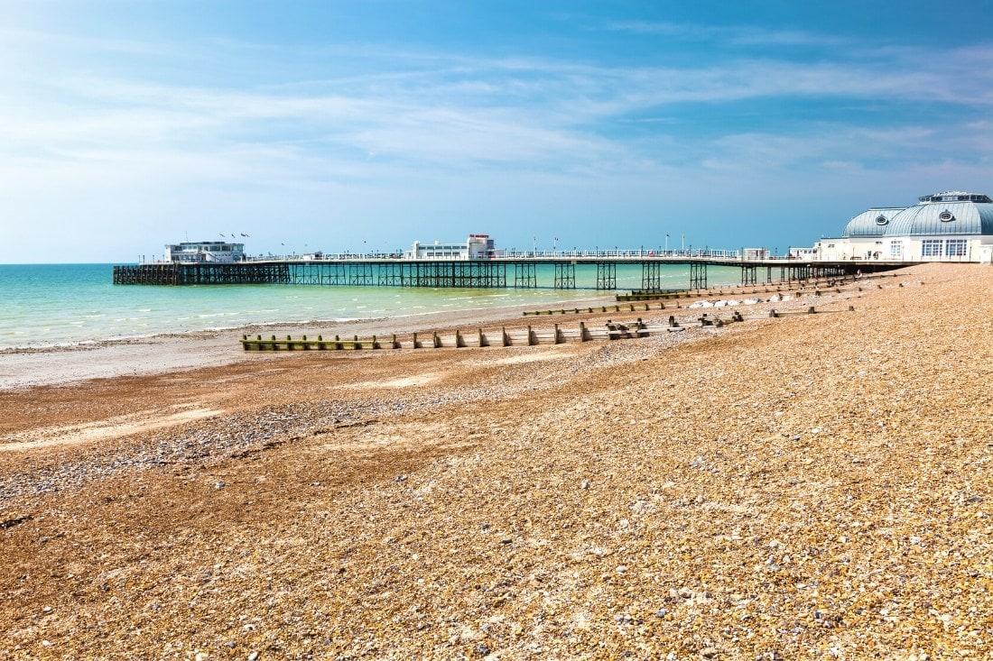 Worthing Beach, West Sussex