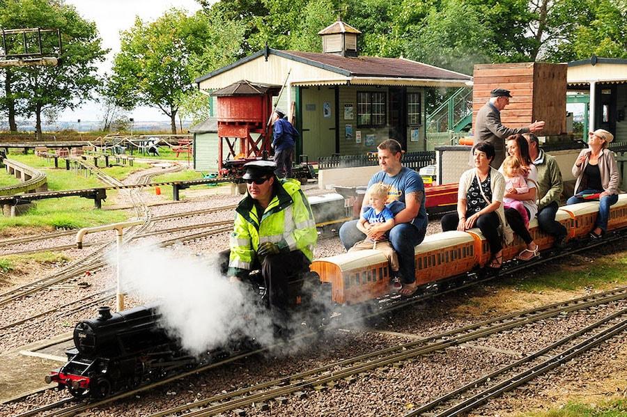 Summerfields Miniature Railways, Bedfordshire