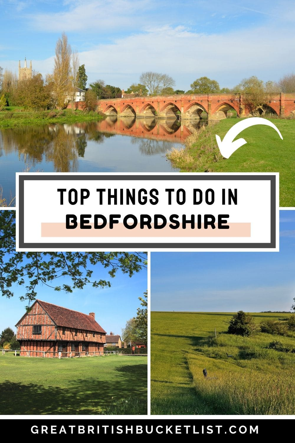 Top Things To Do In Bedfordshire