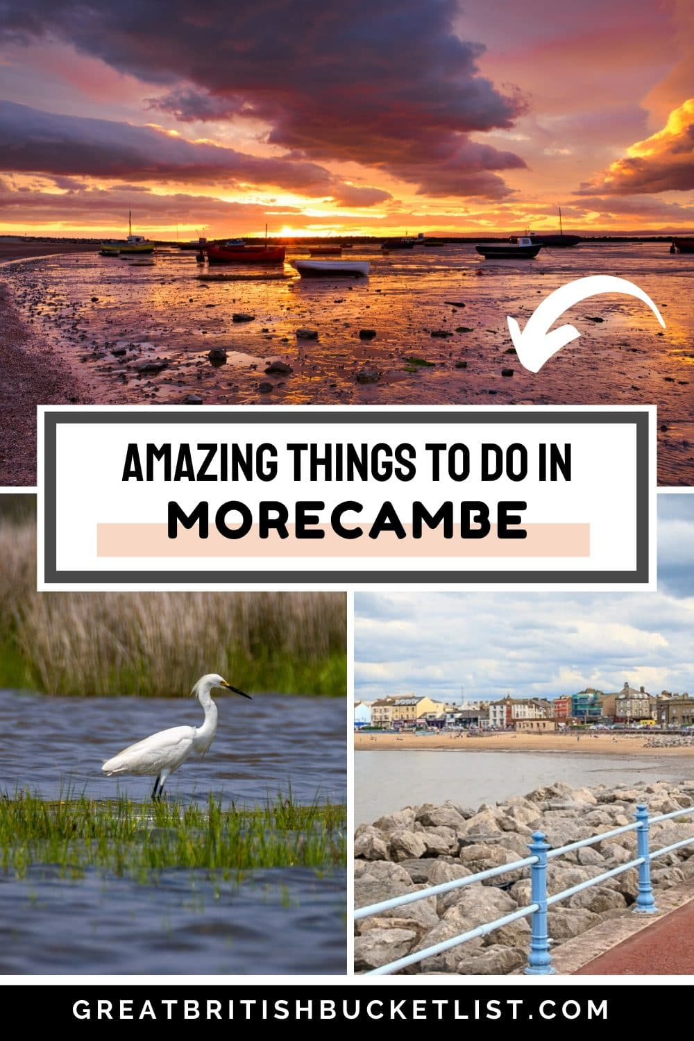 Things to do in Morecambe, England